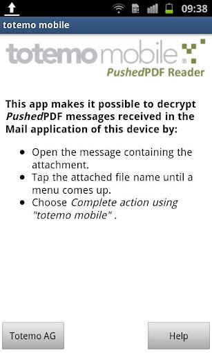totemomobile PushedPDF Reader For PC Windows (7, 8, 10, 10X) & Mac Computer Image Number- 5