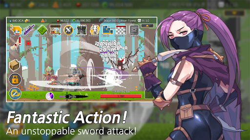 Ego Sword: Idle Sword Clicker 1.39 screenshots 3