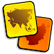 Countries of Asia Quiz - Maps, Capitals, Flags - Androidアプリ