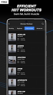 Freeletics Bodyweight v7.7.0 MOD APK (Unlocked) 4