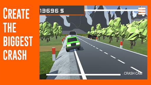 Télécharger Gratuit The Ultimate Carnage : CAR CRASH mod apk screenshots 1