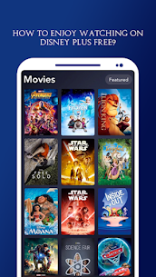 DISNEY PLUS MOD APK (Version 1.14.2) 5