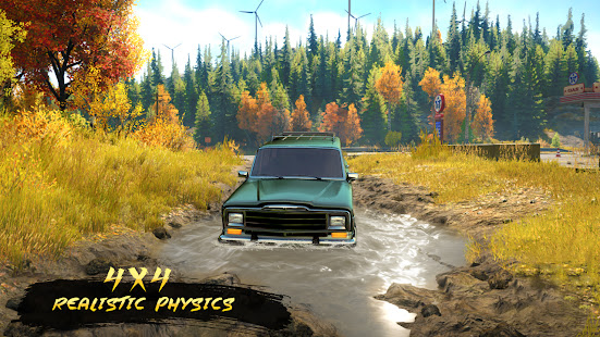 offroad game : jeep driving games screenshots 7
