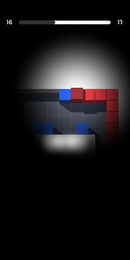 Cube Fill 3D Apkfinish screenshots 3