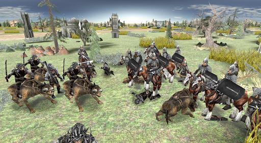 Shadows of Empires: PvP RTS Apkfinish screenshots 8