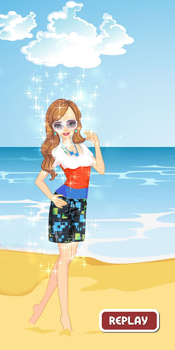 Dress Up Game for Girls - Girl Games apkpoly screenshots 4