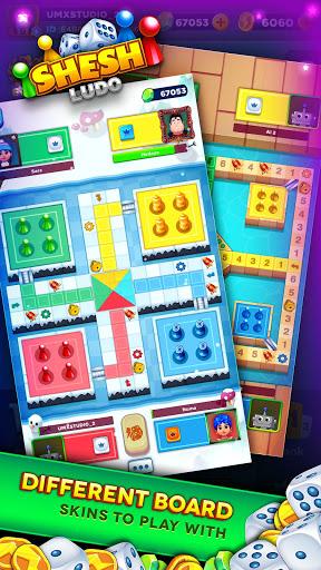 SheshLudo- Multiplayer Ludo board game screenshots 22