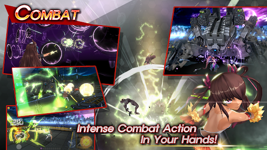 Mod Game Action Taimanin Global for Android