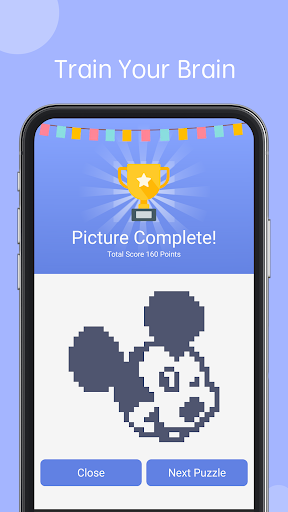 Nonogram - picture cross puzzle game 1.7.6 screenshots 5