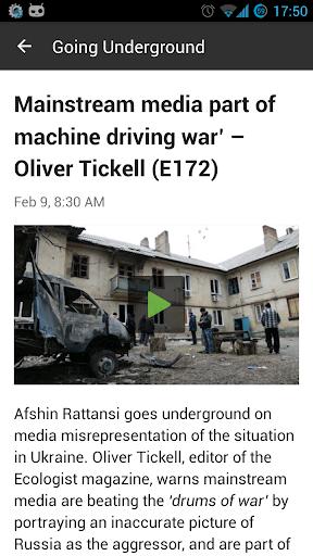 RT News 3.5.41 Screenshots 8