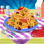 Noodle Chef Restaurant - Cooking Pasta Maker Game
