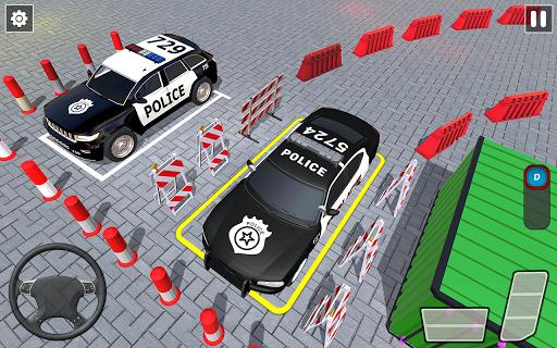 Crazy Traffic Police Car Parking Simulator 2020 screenshots 7