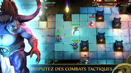 Code Triche Warhammer Quest: Silver Tower APK MOD  (Astuce) screenshots 1
