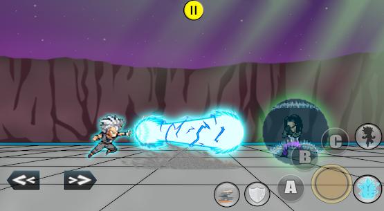 DBZ : God of Saiyan Fighters Mod Apk 1.0.1 5