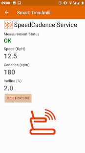 Smart Treadmill
