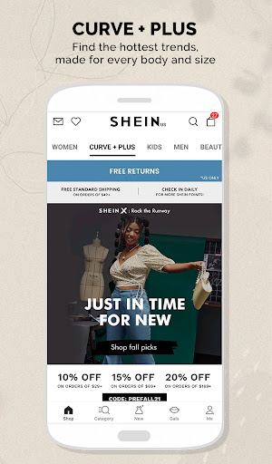 SHEIN - The Hottest Trends & Fashion apktram screenshots 7