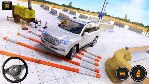 Modern Prado Car Parking Game - Free Games 2020 2.5 screenshots 1