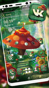 Fantasy Wonder Land Launcher Theme