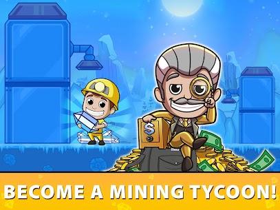 Idle Miner Tycoon: Mine MOD APK 3.49.0 (Unlimited Money) 8