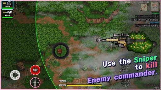 Team SIX - Armored Troops screenshots 11