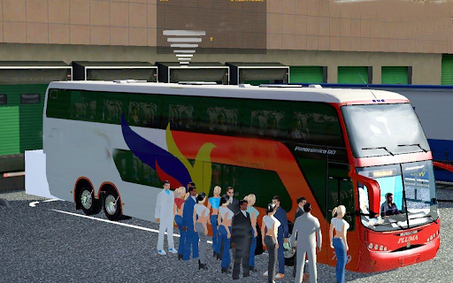 World Bus Driver Simulator: Top Bus Game 0.3 Screenshots 1