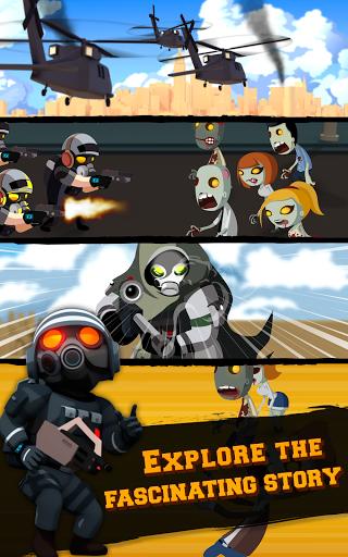 Zombie Sweeper: Seek and Strike Puzzle 1.2.103 screenshots 22
