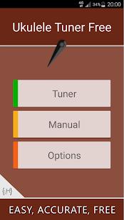 Ukulele Tuner Free  Screenshots 4
