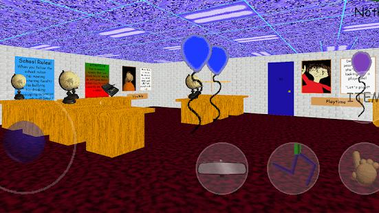Baldi's Basics Birthday Bash Party 2020 1.8.52 Screenshots 3