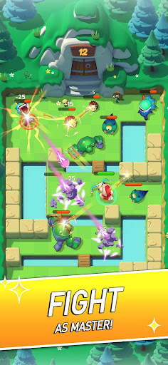Magic Archer: Hero hunt for gold and glory apkslow screenshots 7