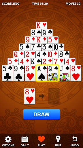 Pyramid Solitaire screenshots 13