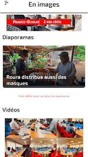 France-Guyane Actu Screenshot
