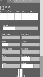 Dragon (lite) Drum Machine - Glitch, lo-fi drums