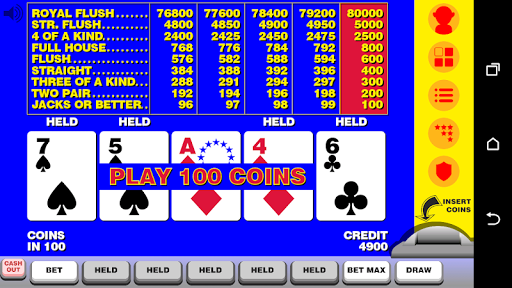 Video Poker with Double Up 12.094 Screenshots 1