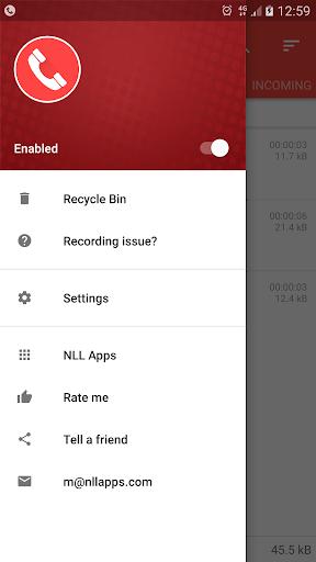 Call Recorder - ACR 33.4 Screenshots 3