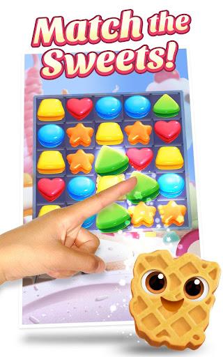 Cookie Jam Blastu2122 New Match 3 Game   Swap Candy 6.40.112 Screenshots 13