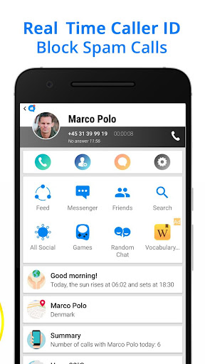 Messenger Go for Social Media, Messages, Feed 3.20.5 Screenshots 5