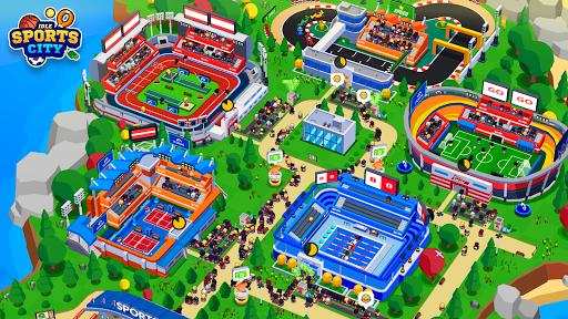 Sports City Tycoon - Idle Sports Games Simulator  screenshots 22