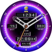 Android Watch Faces 64 Download on Windows