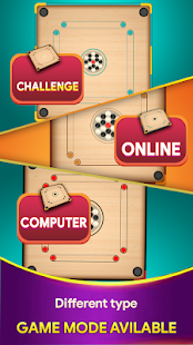 Carrom board game - Carrom online multiplayer 22 screenshots 2