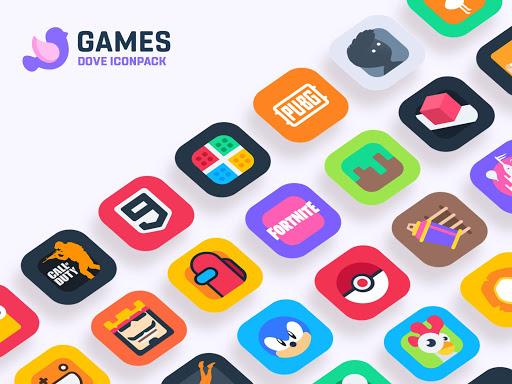 Dove Icon Pack