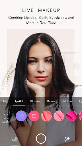MakeupPlus - Your Own Virtual Makeup Artist  screenshots 1