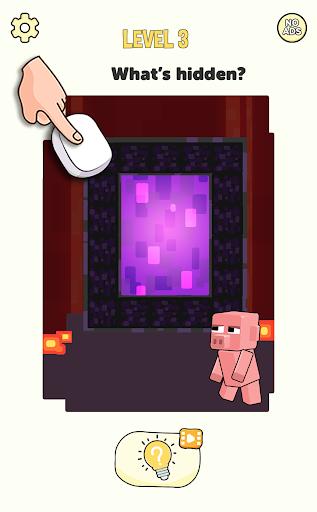 Stickman Craft - Brain Puzzle Games  screenshots 15