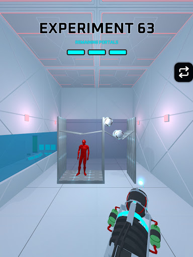 Portals Experiment screenshots 21