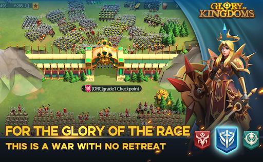 Glory of Kingdoms apkpoly screenshots 5