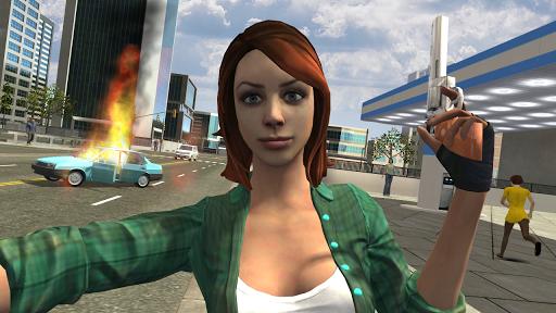 Crime Simulator Real Girl screenshots 2