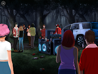 screenshot of ZOE: Interactive Story