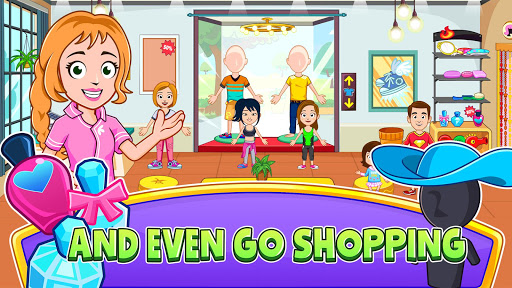 My Town : Beauty Spa Hair Salon Free 1.05 de.gamequotes.net 5