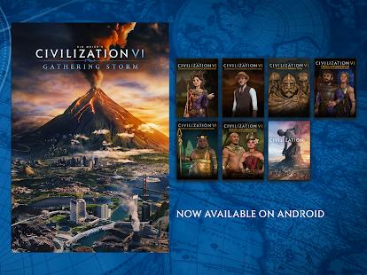 Schermata di Civilization VI