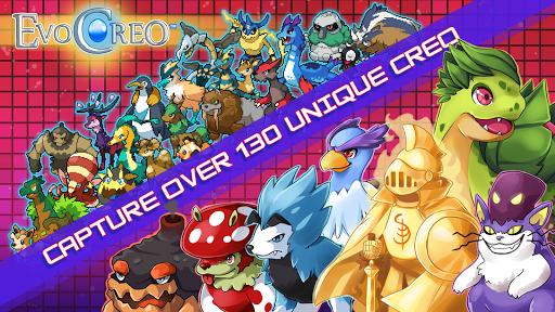 EvoCreo - Free: Pocket Monster Like Games  Screenshots 16