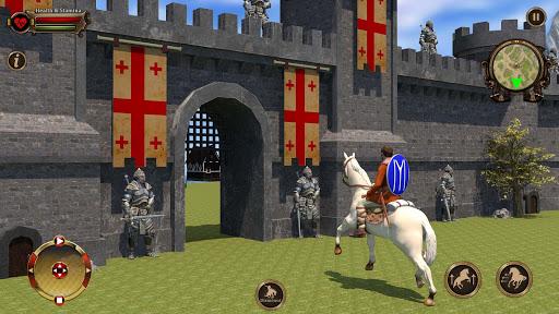 Warrior Ertugrul Gazi - Real Sword Games 2020 Apkfinish screenshots 4